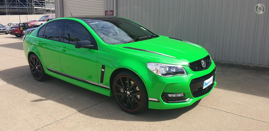 2017 Holden Commodore Motorsport Edition VF Series II