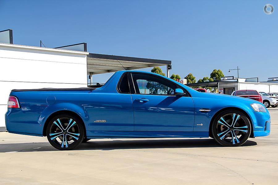 2011 Holden Ute SS VE Series II