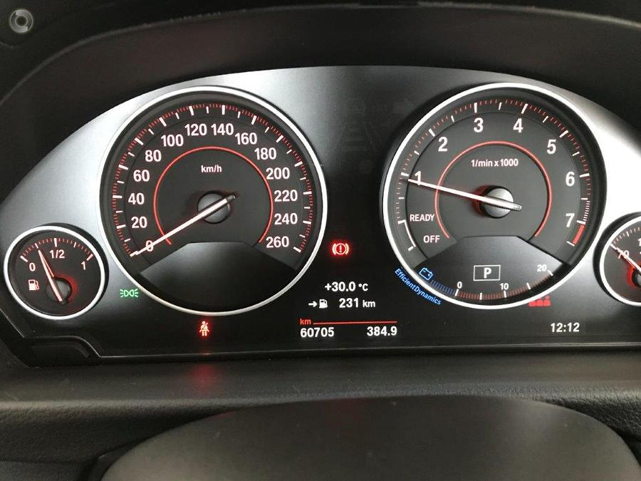 2017 BMW 320i Sport Line
