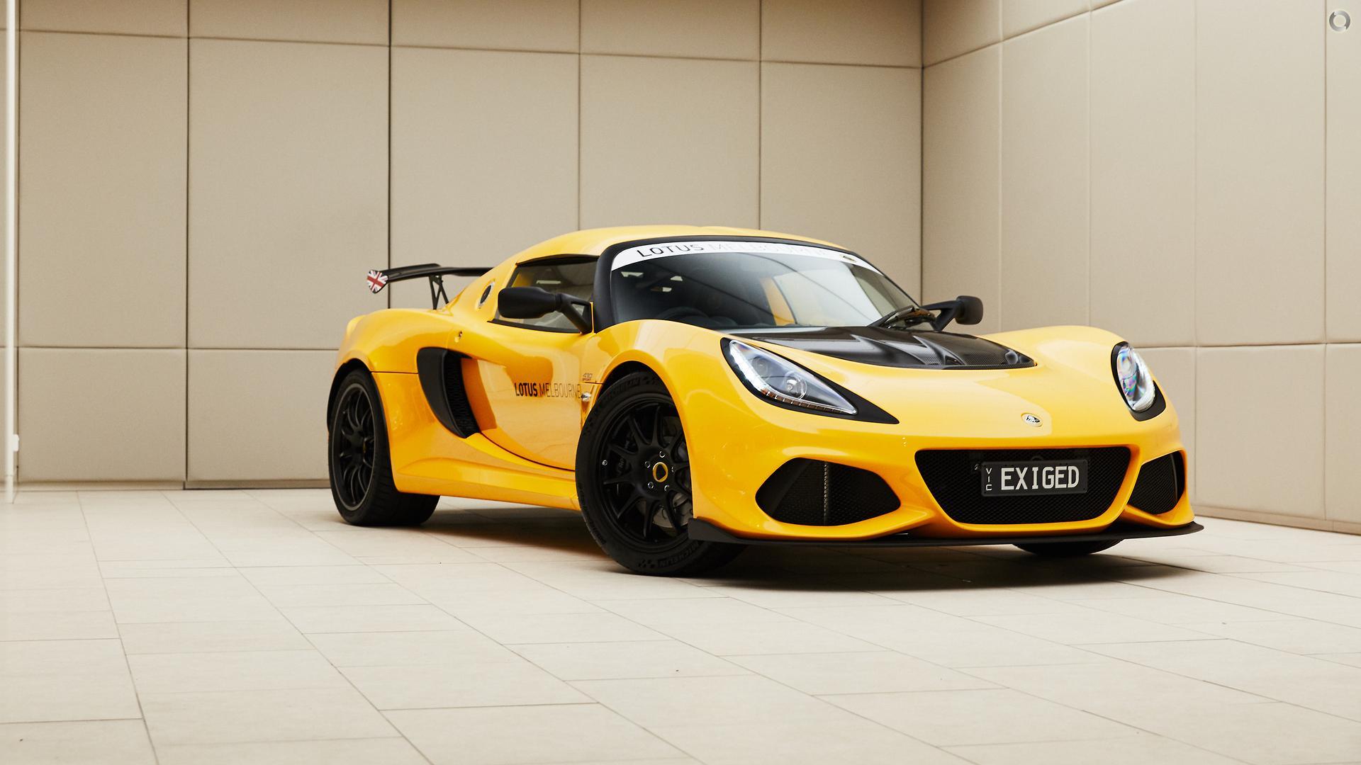 2018 Lotus Exige Sport 410 111