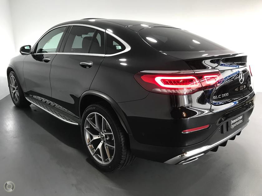 2019 Mercedes-Benz GLC 300 Coupe