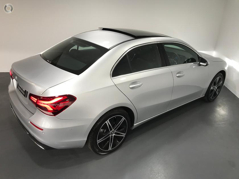 2018 Mercedes-Benz A 200 Sedan