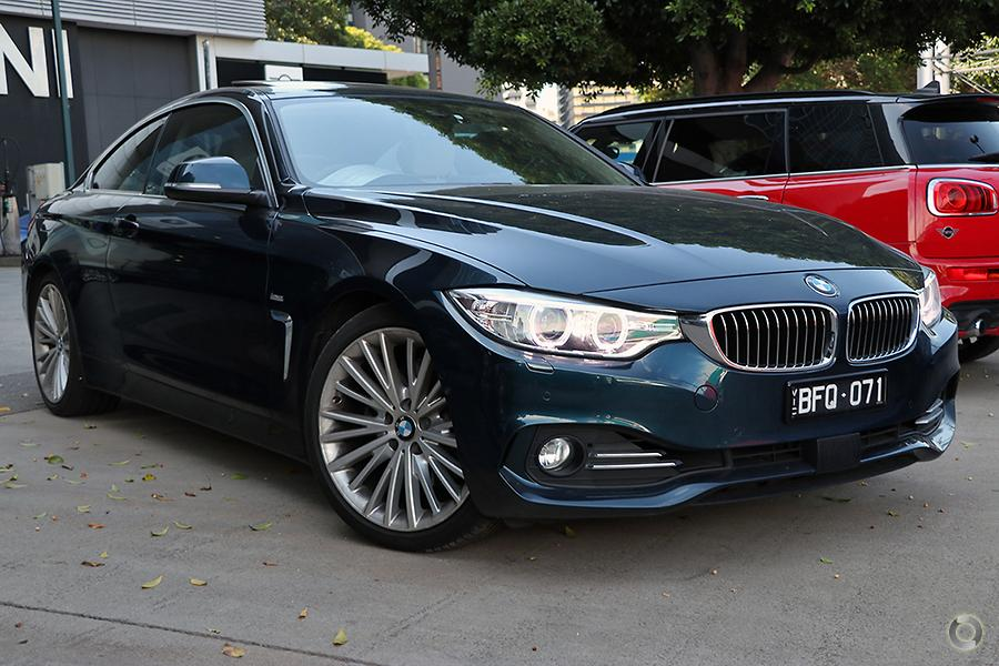 2016 BMW 430i Luxury Line