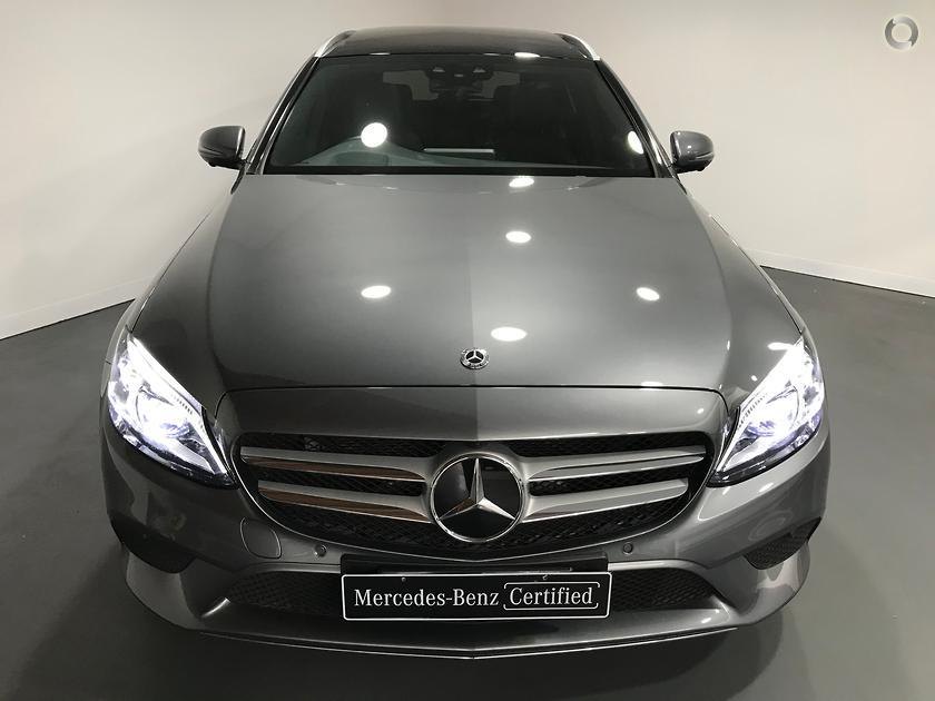 2018 Mercedes-Benz C 220 D Estate