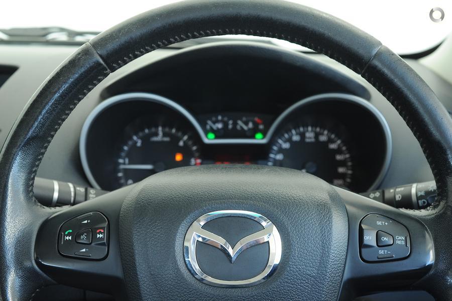 2014 Mazda BT-50 XTR Hi-Rider UP
