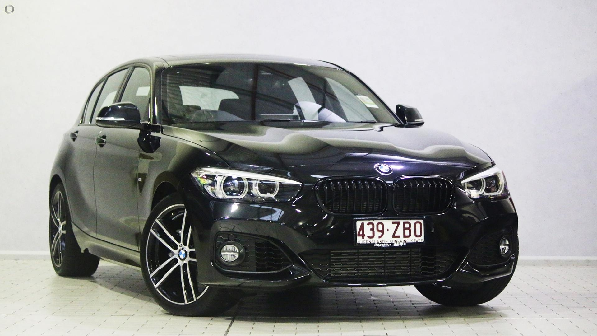 2018 BMW 118i M Sport Shadow Edition