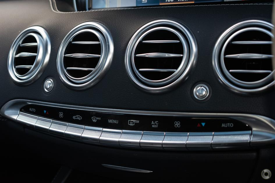 2015 Mercedes-Benz S 63 AMG Coupe