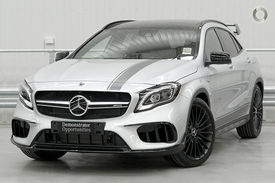 2019 Mercedes-Benz GLA 45 AMG