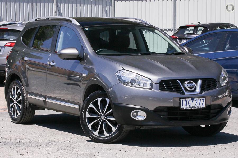 2013 Nissan Dualis +2 Ti-L J10 Series 4
