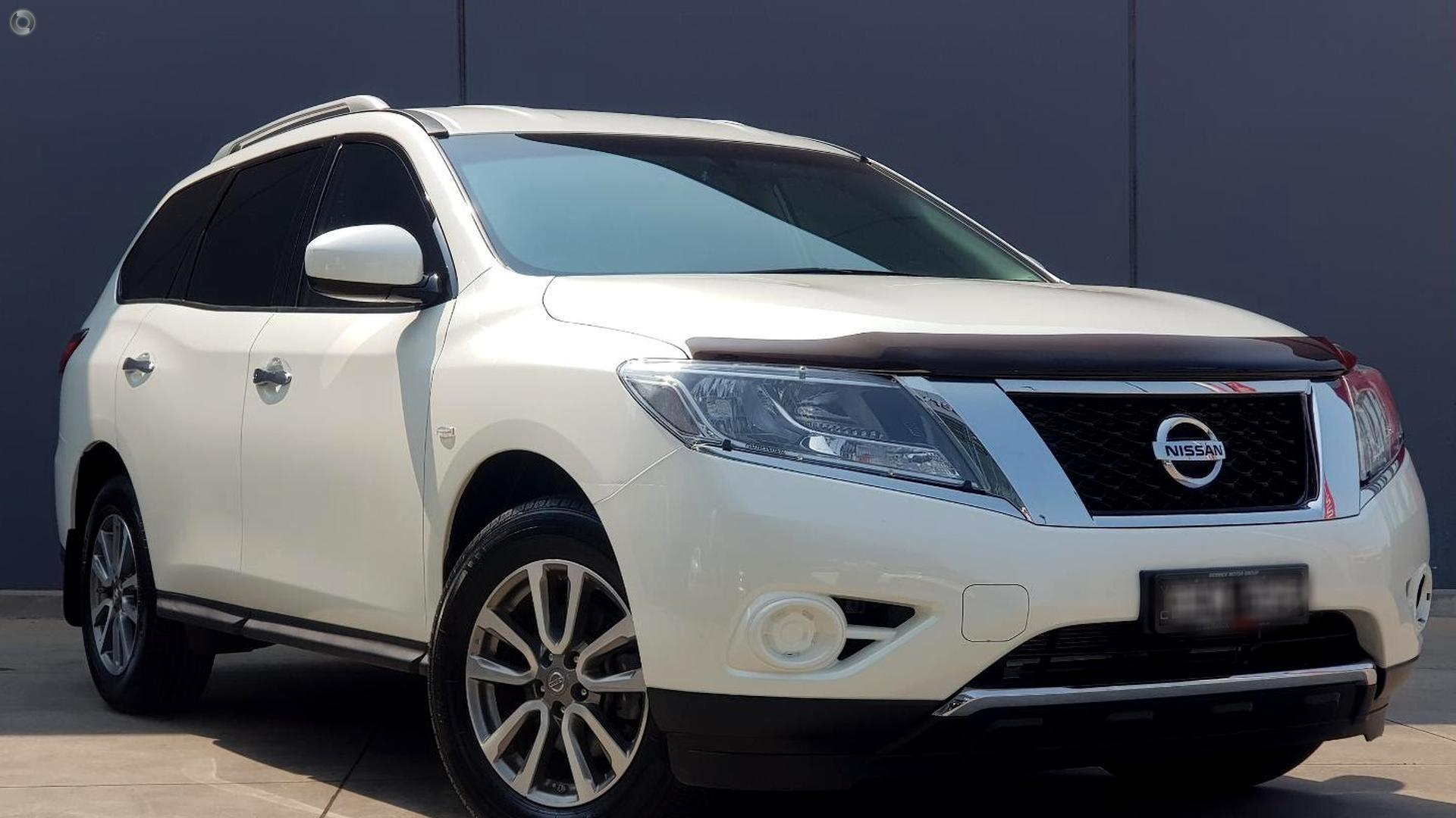 2016 Nissan Pathfinder R52 Series II