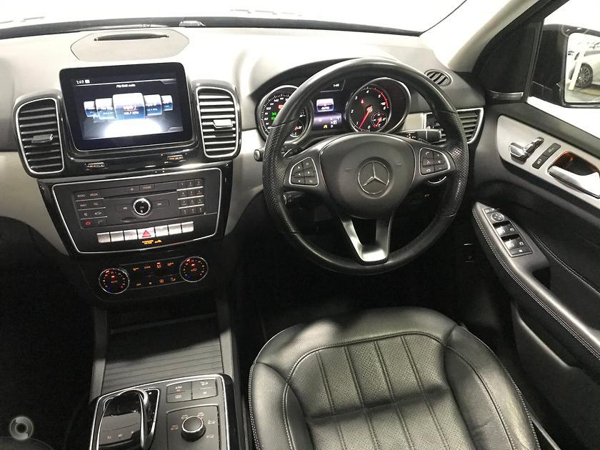 2016 Mercedes-Benz GLE 250 D Wagon