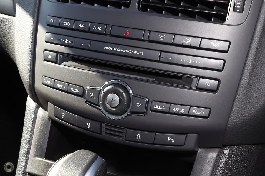 2016 Ford Falcon  FG X