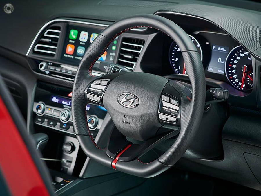 2019 Hyundai Elantra Sport Premium AD.2