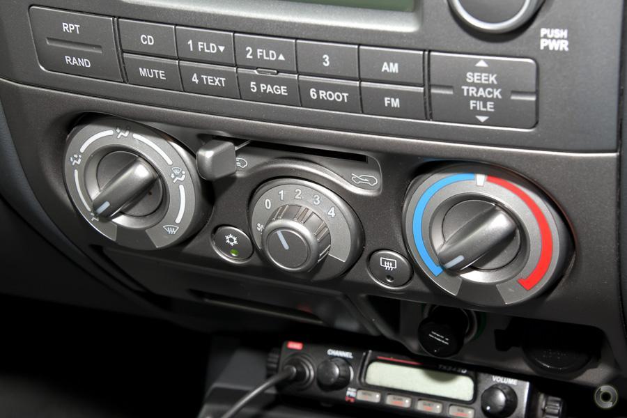 2009 Isuzu D-MAX LS