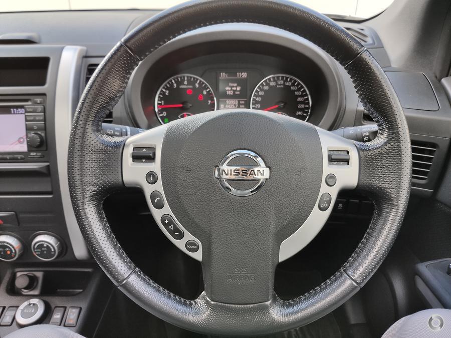2012 Nissan X-TRAIL Ti