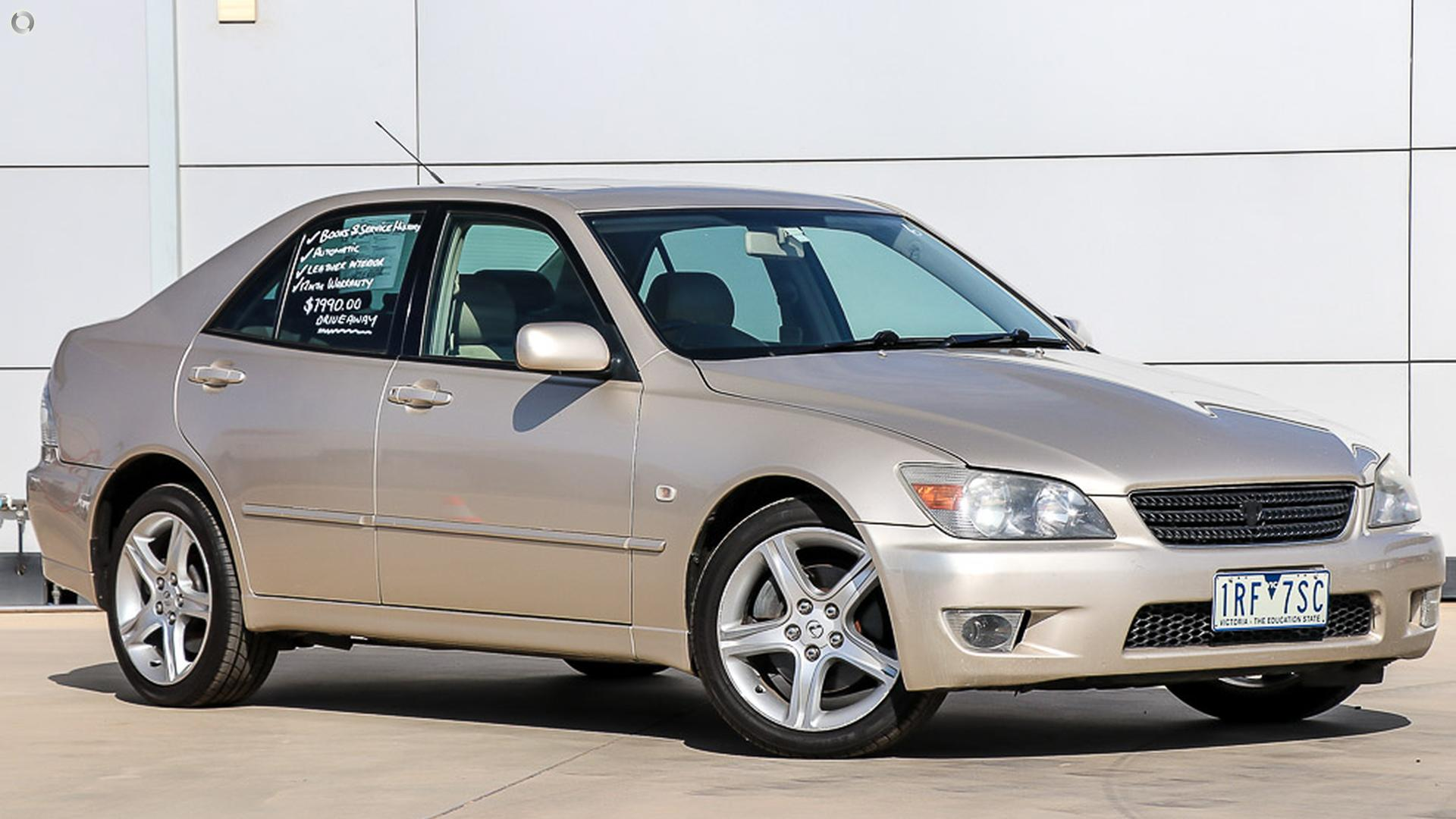 2005 Lexus Is IS200 Sports Luxury GXE10R