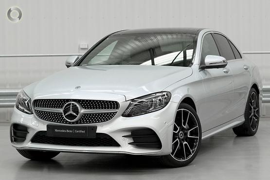2019 Mercedes-Benz C 220 D