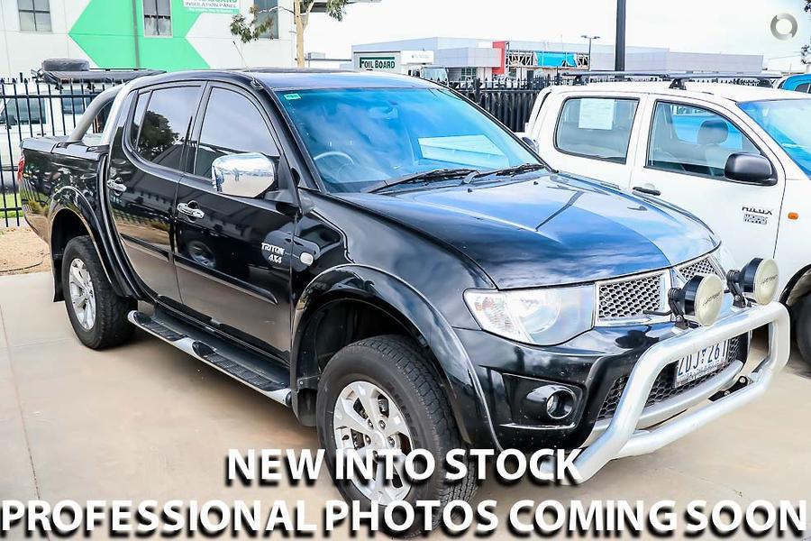 2012 Mitsubishi Triton GLX-R MN