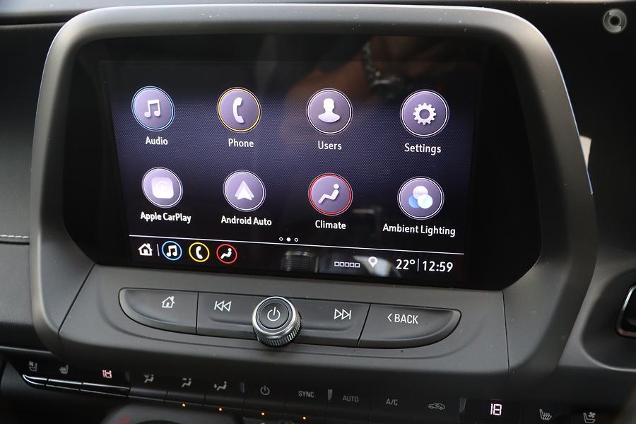 2019 Chevrolet Camaro 2SS