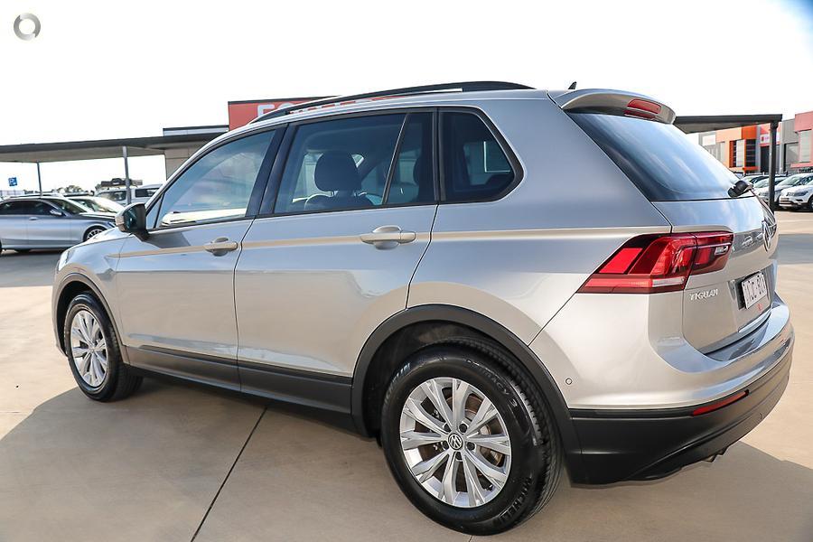 2016 Volkswagen Tiguan 110TSI Trendline 5N