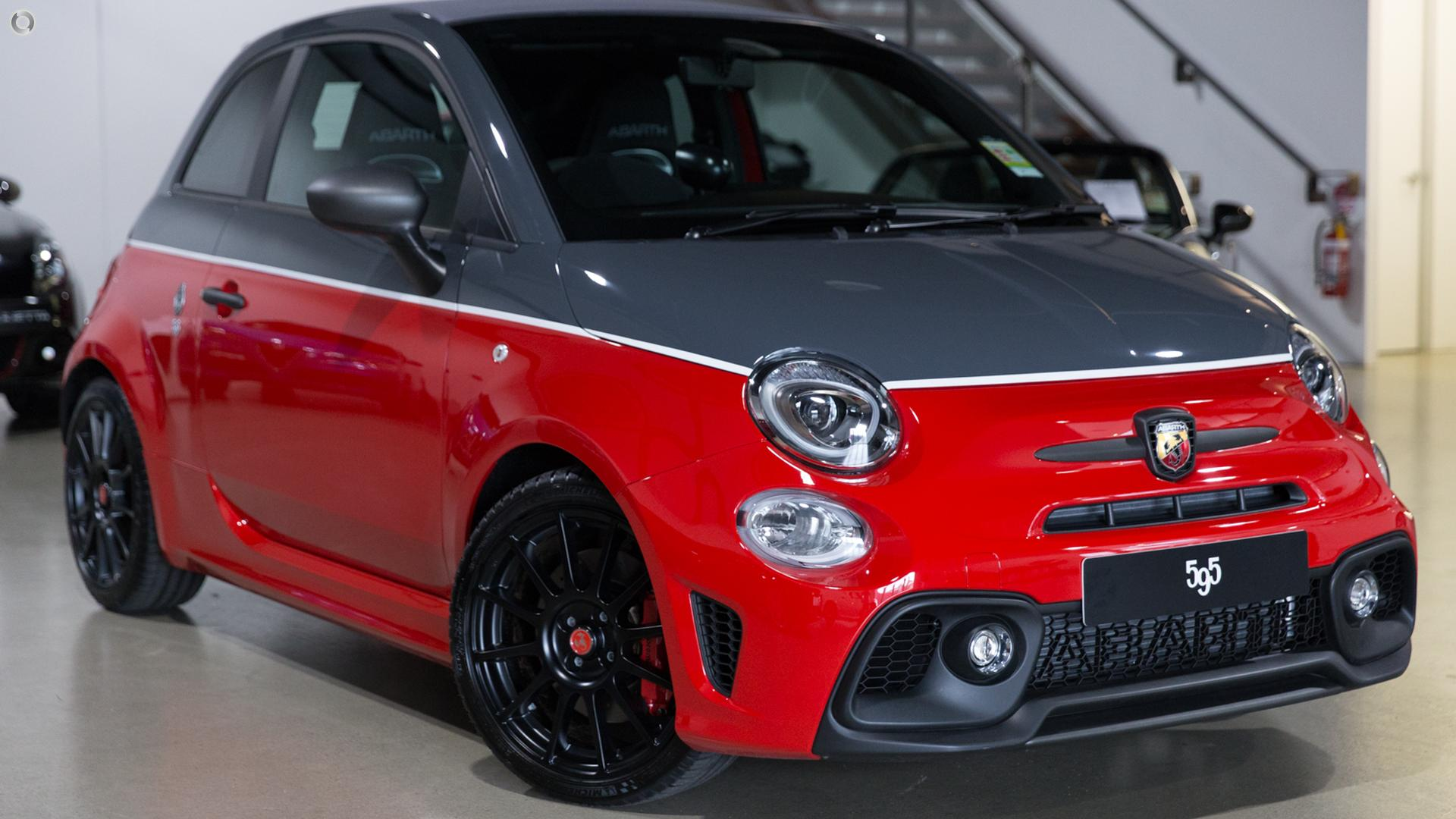 2019 Abarth 595 Series 4
