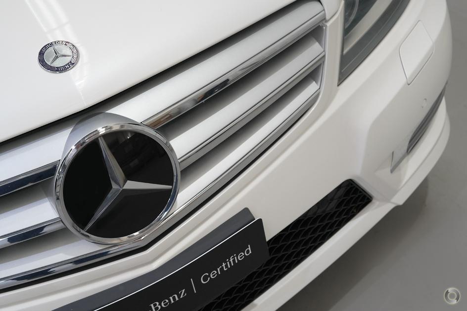 2013 Mercedes-Benz C 250 CDI ELEGANCE Sedan
