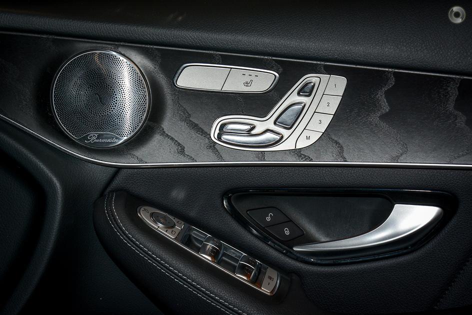 2018 Mercedes-Benz GLC 250 D Wagon