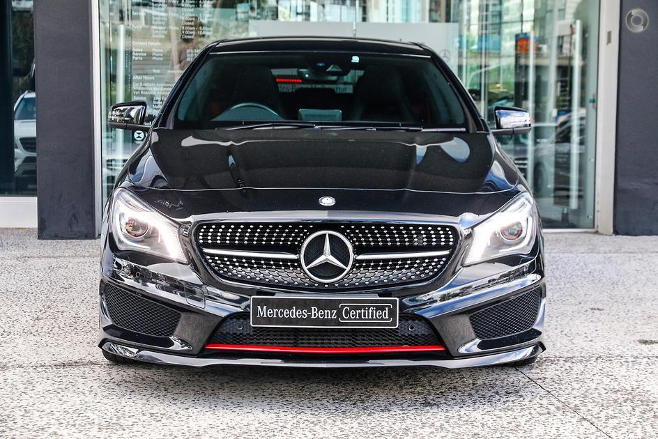 2015 Mercedes-Benz CLA 250 SPORT Shooting Brake