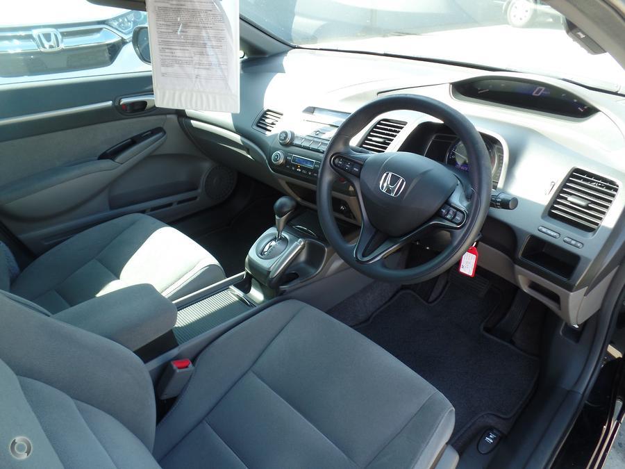 2008 Honda Civic VTi-L 8th Gen