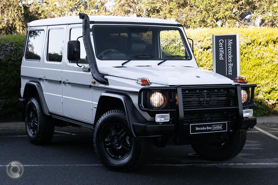 2018 Mercedes-Benz G 300 CDI