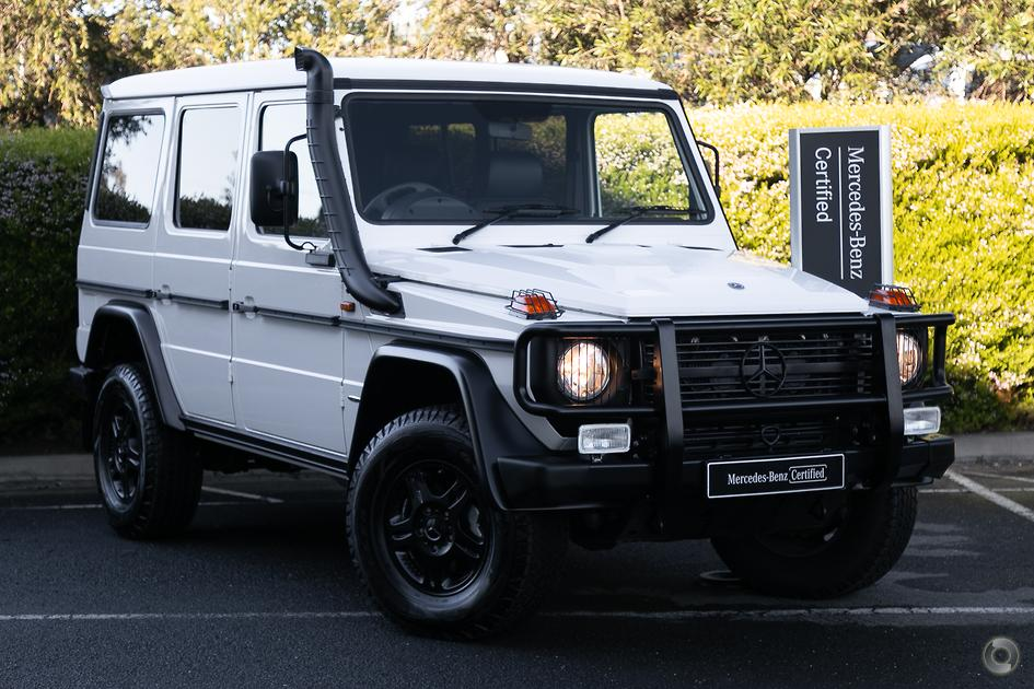 2018 Mercedes-Benz G 300 CDI Wagon