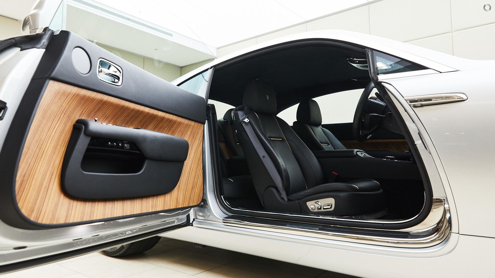 2014 Rolls-Royce Wraith (No Series)
