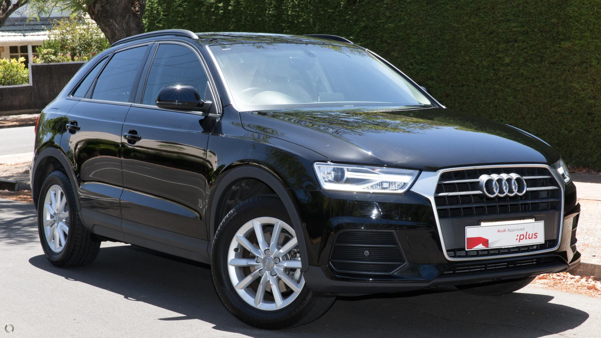 2017 Audi Q3 8U