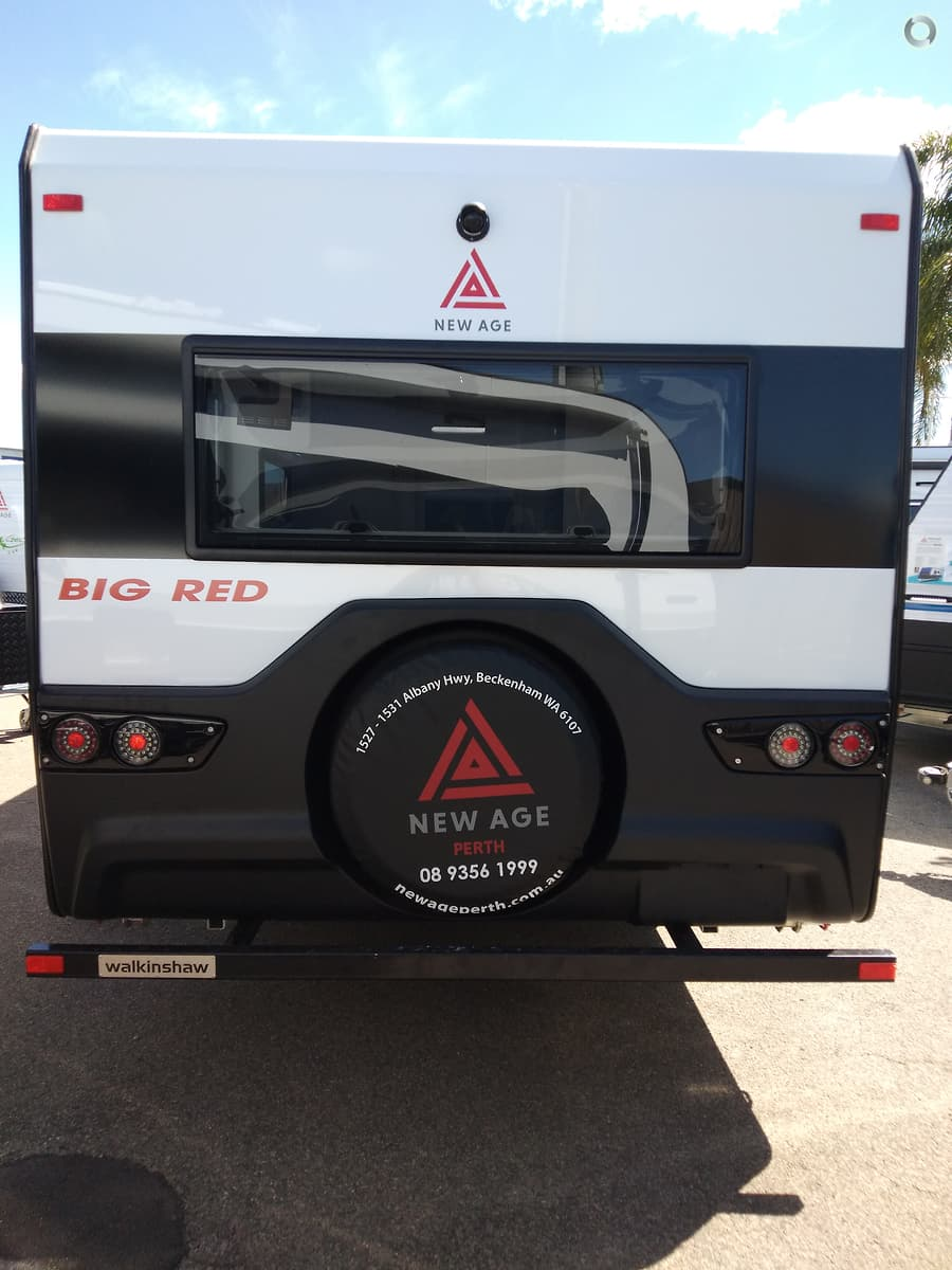 2020 New Age Big Red BR22CLS2