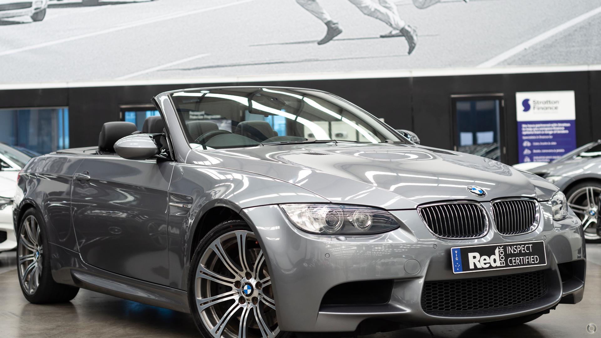 2009 BMW M3  E93