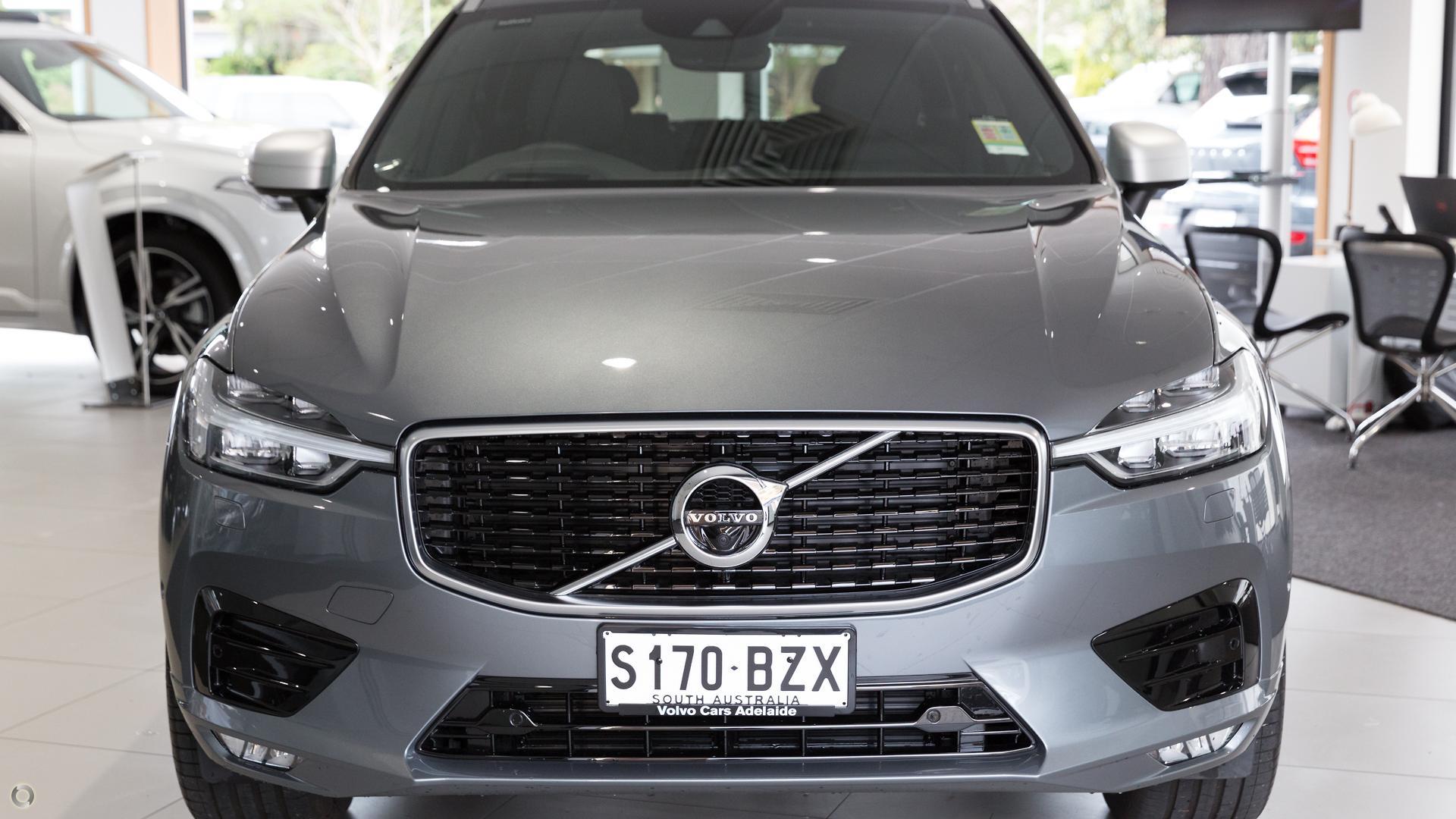 2019 Volvo XC60 (No Series)