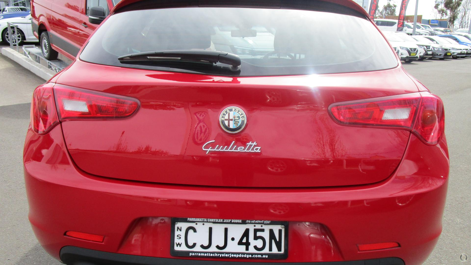 2013 Alfa Romeo Giulietta Progression Series 0