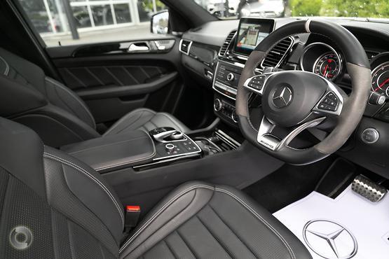 2017 Mercedes-Benz GLE 63 AMG S