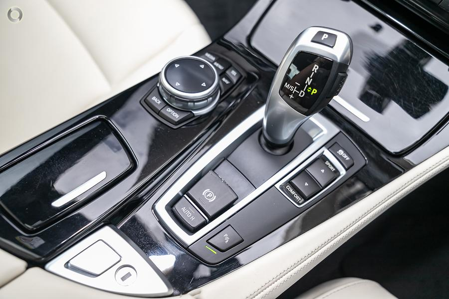 2014 BMW 520d Luxury Line
