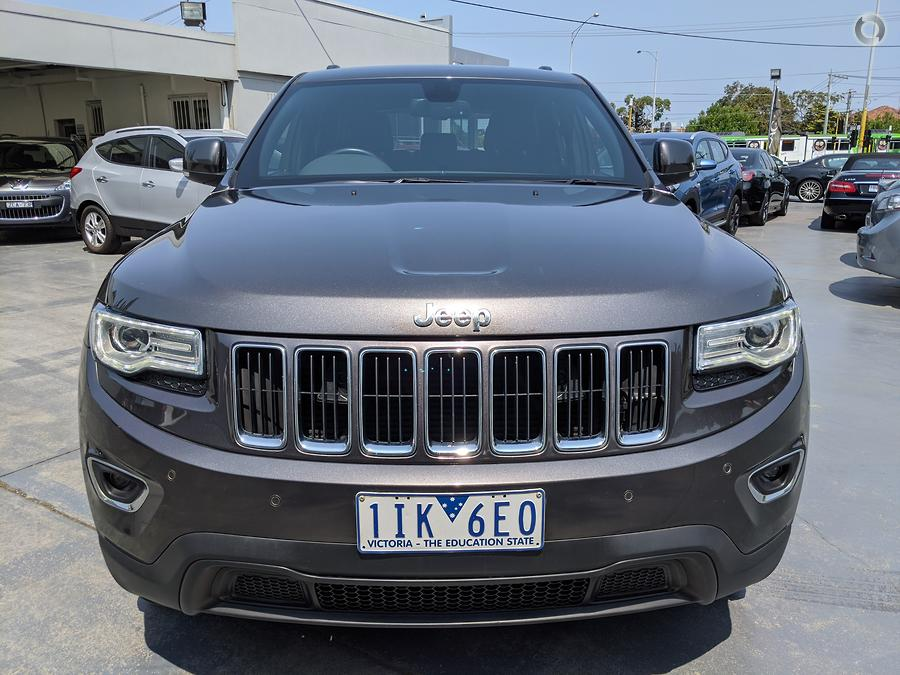 2016 Jeep Grand Cherokee Laredo WK