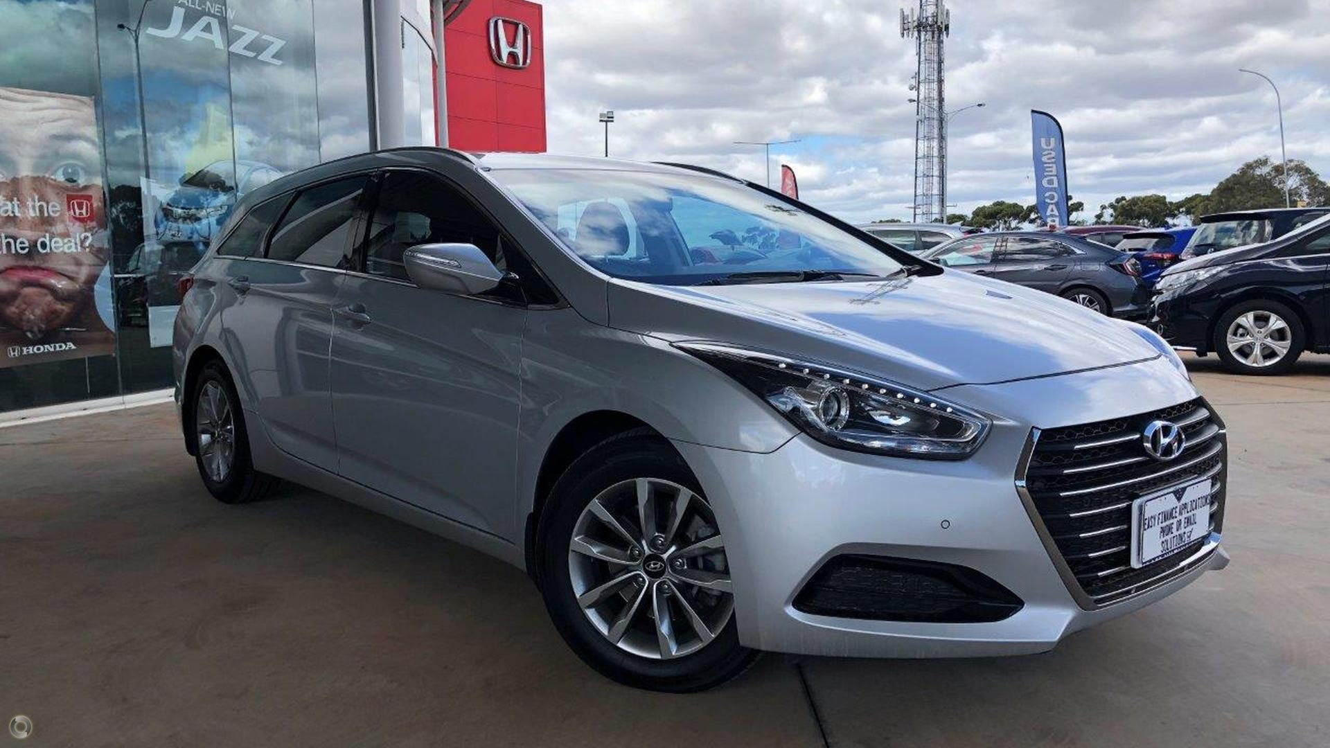 2016 Hyundai I40 Active VF4 Series II