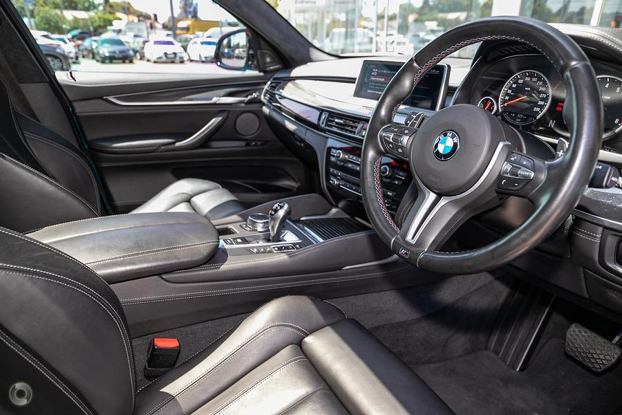 2017 BMW X6 M