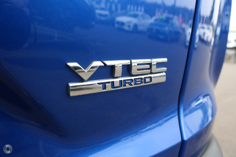2017 Honda CR-V VTi-S RW