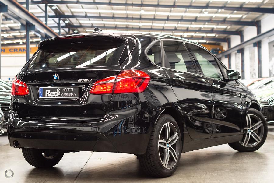 2016 BMW 218d Sport Line  F45