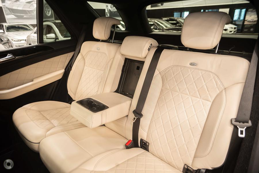 2014 Mercedes-Benz ML350 BlueTEC  W166