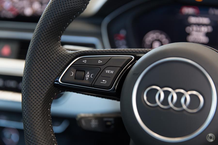 2019 Audi A4 45 TFSI B9
