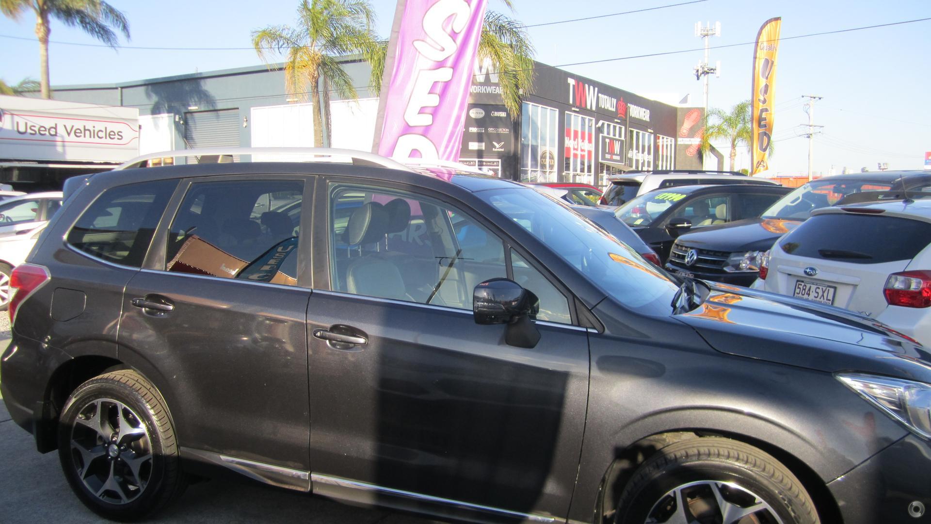 2014 Subaru Forester XT Premium S4