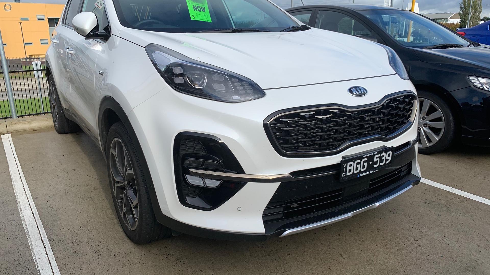 2020 Kia Sportage GT-Line QL