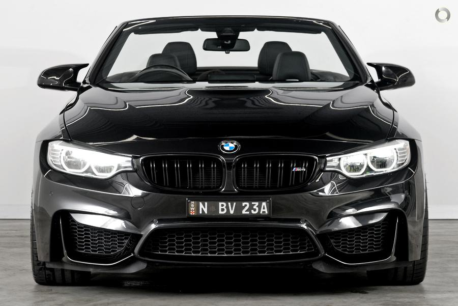 2016 BMW M4 Competition