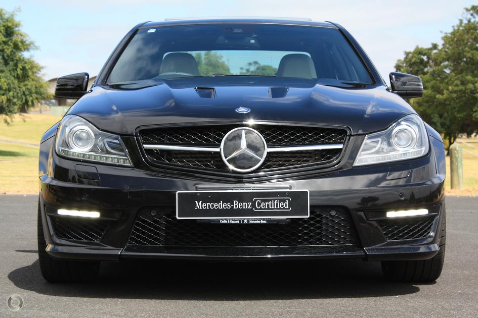 2013 Mercedes-Benz C 63 AMG EDITION 507 Sedan